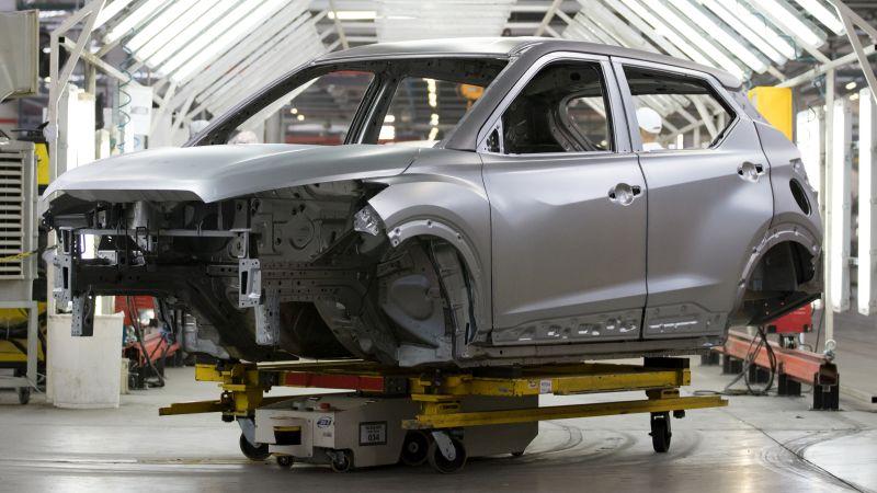 Nissan inicia a produção do Kicks reestilizado - Divulgação/Nissan