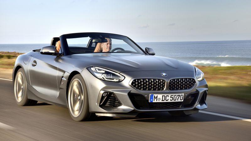 BMW chama Z4, X5 e X6 para recall - Divulgação/BMW
