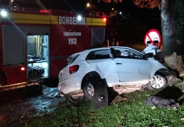 Jovem de 21 anos morreu em acidente em Campo Alegre – Foto: PMRv/Divulgação/ND