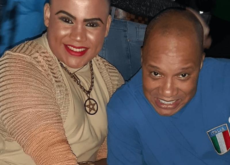 MC Maylon e Anderson Leonardo, vocalista do Molejo – Foto: Reprodução Instagram