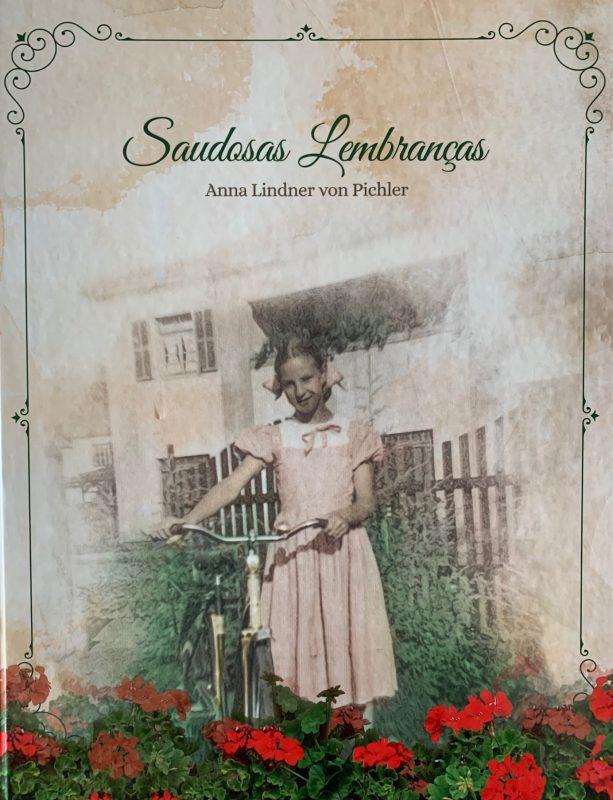 Obra com farta ilustração fotográfica colorida traz a história da familia Lindner von Pichler – Foto: Moacir Pereira