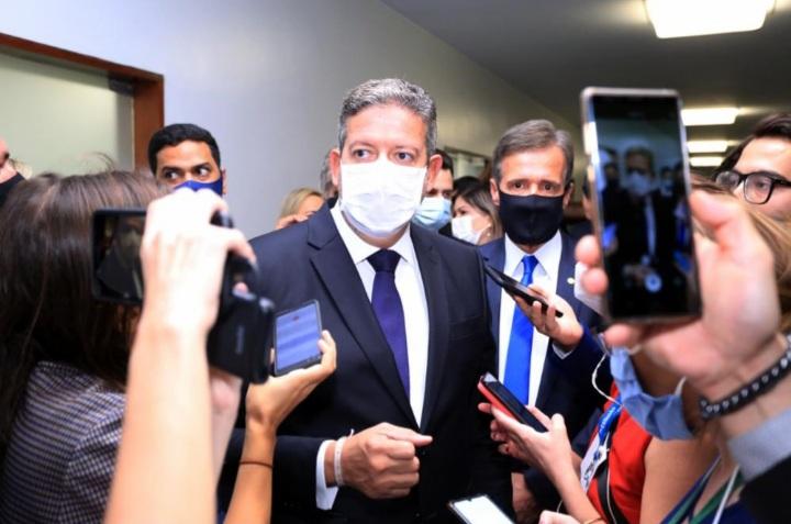 Arthur Lira (Progressistas), candidato à presidência da Câmara dos Deputados