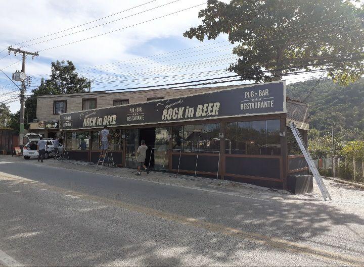 Bar antes da destruição - Divulgação/ND