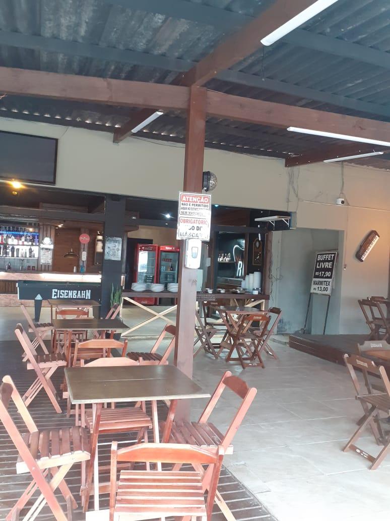 Interior do bar no Rio Tavares - Divulgação/ND