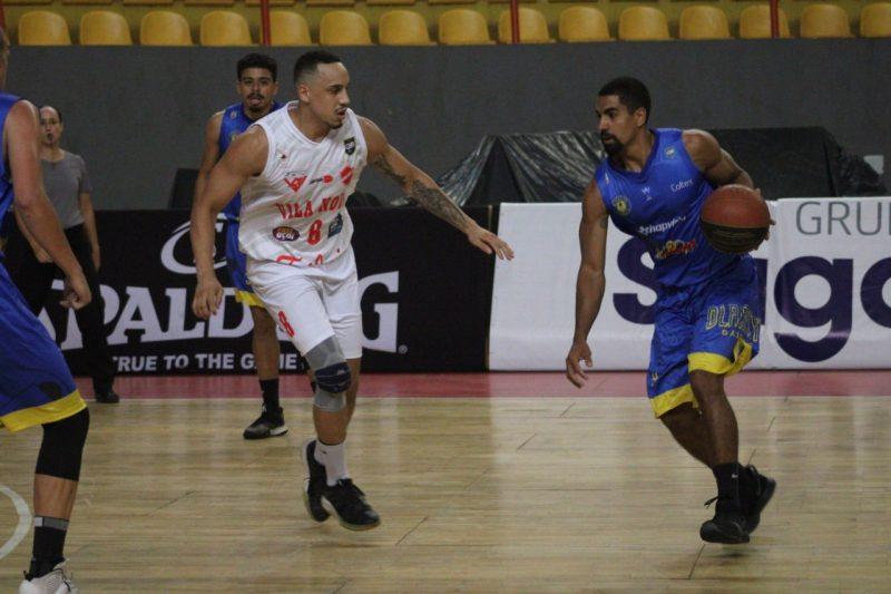 Blackstar venceu o Vila Nova na estreia do campeonato brasileiro – Foto: CBB/ND