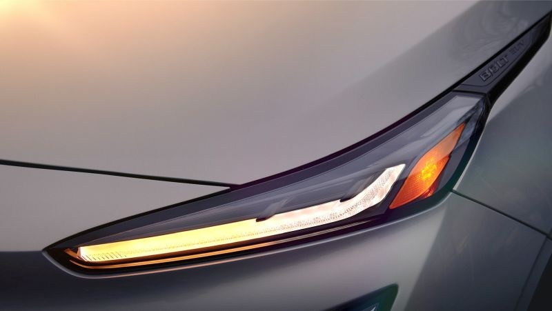 Chevrolet mostra detalhe do novo Bolt EUV - Foto: Divulgação