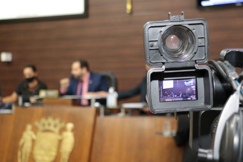 Ministério Público pediu informações sobre o processo de votação dos projetos enviados em caráter emergencial pela Prefeitura de Florianópolis – Foto: Édio Hélio Ramos/Divulgação/CMF/ND