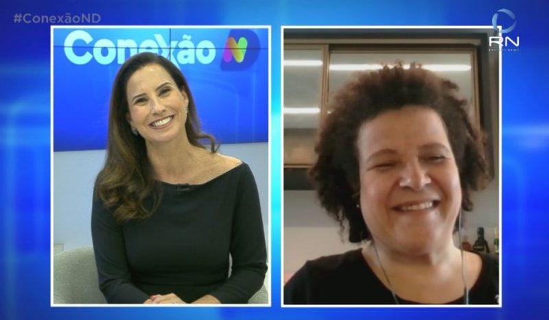 Márcia Dutra conversa com uma das 2 mulheres mais poderosas do Brasil