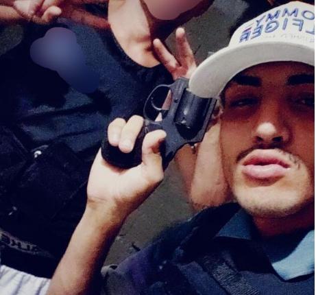 Homem era monitorado nas redes sociais pela PM – Foto: Polícia Militar/Divulgação/ND