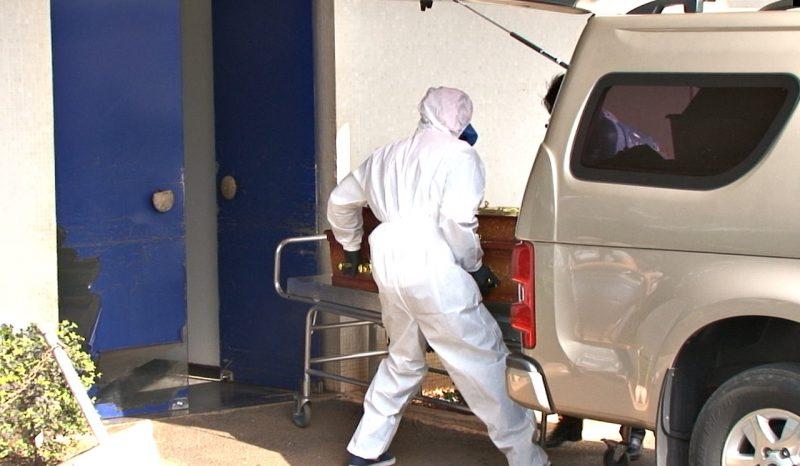 Paciente morreu no Hospital Regional do Oeste – Foto: Arvito Concatto/Arquivo/NDTV/ND
