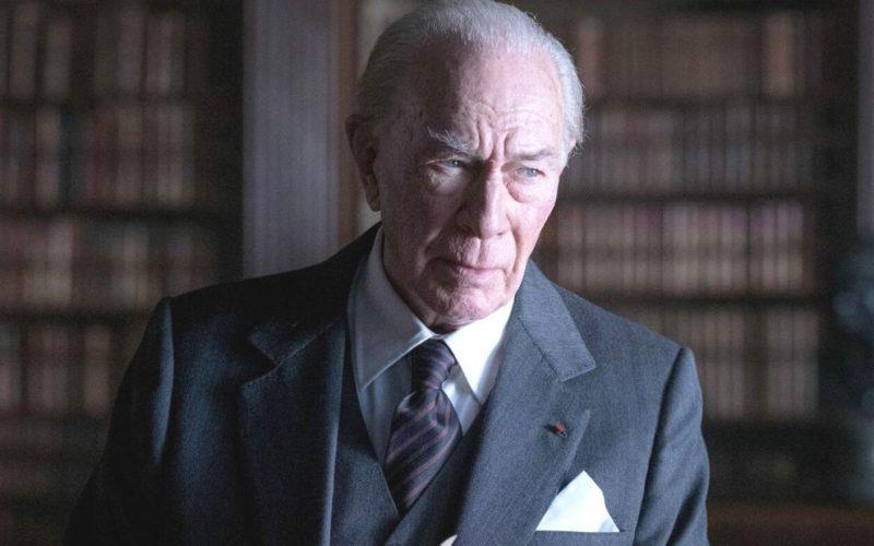 """Ator e vencedor do Oscar, Christopher Plummer morre aos 91 anos. Ele participou de filmes como """"Malcom X"""", """"Up: Altas Aventuras"""" e """"Star Trek VI"""" – Foto: Divulgação/Sony Pictures/ND"""