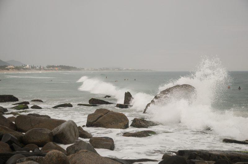 Conforme a Epagri/Ciram, a região da Grande Florianópolis registrou rajadas de vento de no máximo, 40 km/h – Foto: Leo Munhoz/ND