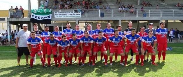 Clube Atlético Batistense foi profissionalizado em maio de 2020 pela FCF – Foto: Clube Atlético Batistense/Divulgação/ND