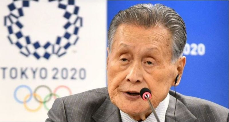 Presidente do Comitê de Tóquio-2020 renuncia após polêmica – Foto: Divulgação/COI