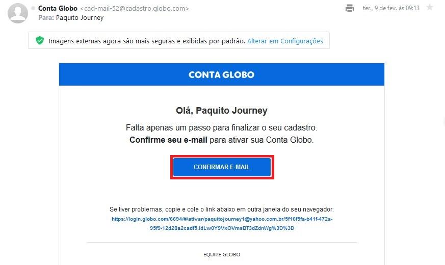 Passo 2 - Crédito: Reprodução/Globo/33Giga/ND