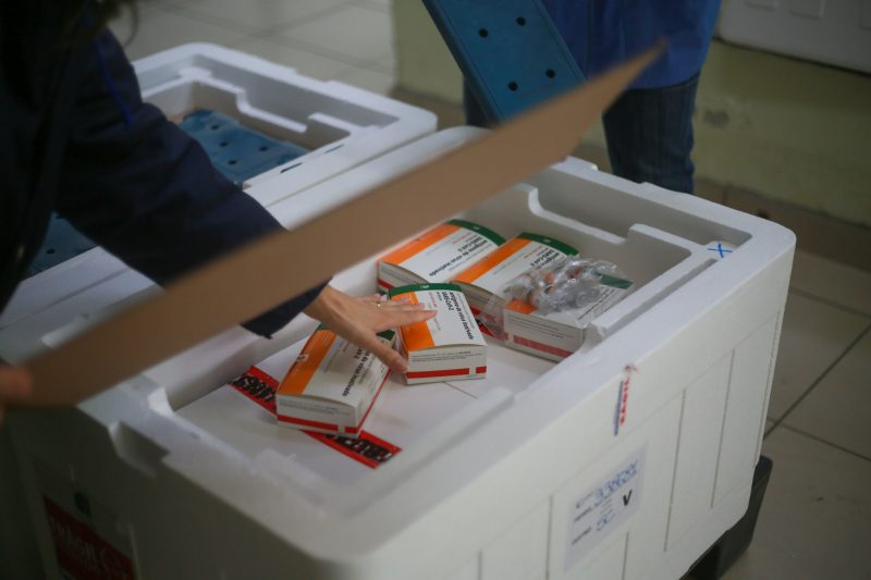 Joinville vacina