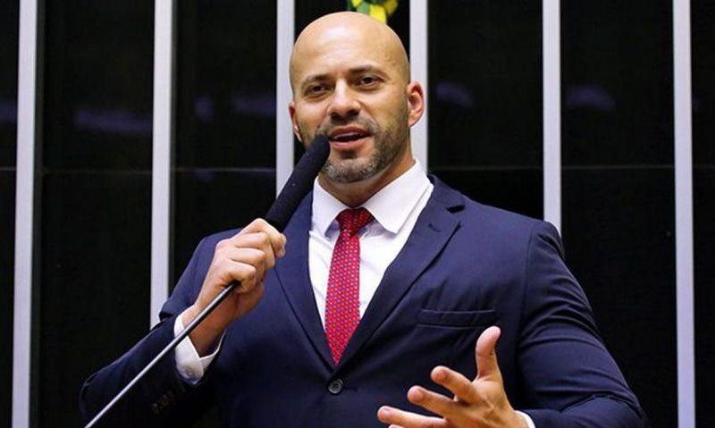 Deputado Daniel Silveira deverá pagar R$ 100 mil por violações em tornozeleira – Foto: Câmara dos Deputados/Divulgação/ND
