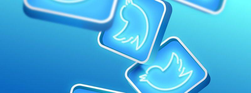 Twitter: aprenda a deslogar conta no celular - Fundo vetor criado por pikisuperstar - br.freepik.com