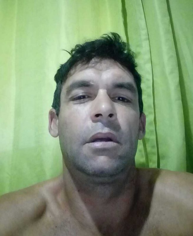 Diego Scott, desaparecido em Laguna, desde 15 de janeiro
