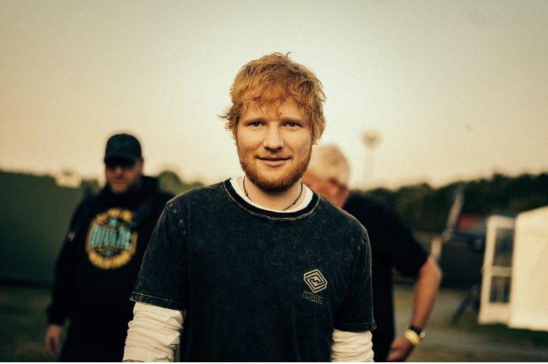 – Foto: Ed Sheeran