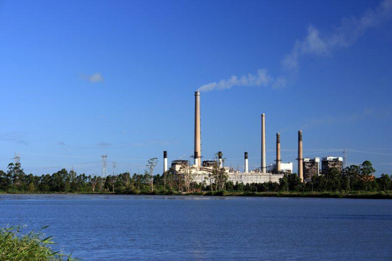 Usina Termelétrica Jorge Lacerda está localizada em Capivari de Baixo – Foto: divulgação/ND