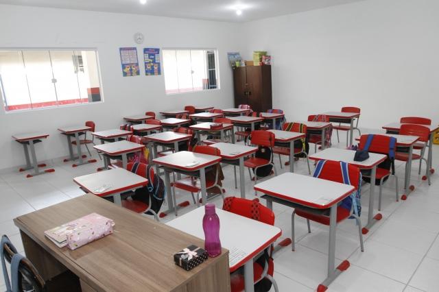 Municípios da Grande Florianópolis suspenderam aulas presenciais até a próxima terça-feira (23)