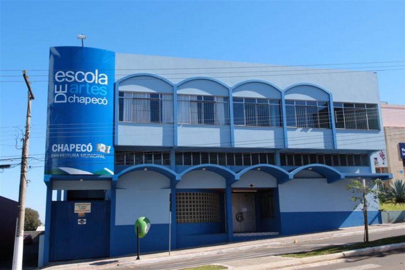Matrículas custam R$ 63,81 para todos os cursos – Foto: Prefeitura de Chapecó/ND