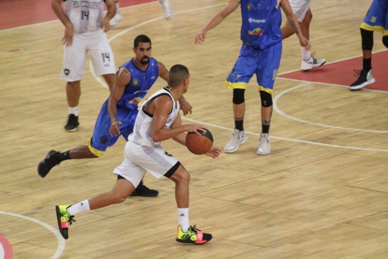 Time joinvilense sofreu a segunda derrota consecutiva nesta quarta-feira (10) – Foto: CBB/Divulgação