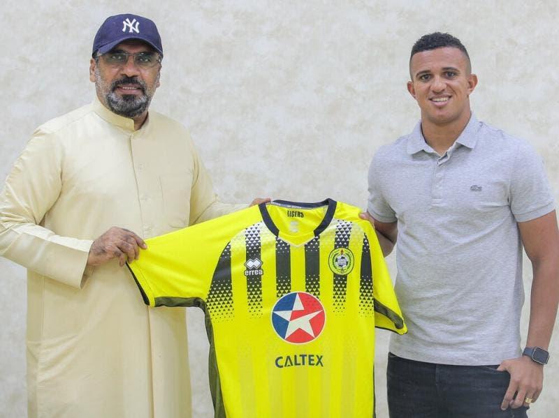 Romulo já foi anunciado no seu novo clube, dos Emirados Árabes Unidos – Foto: Divulgação/ND