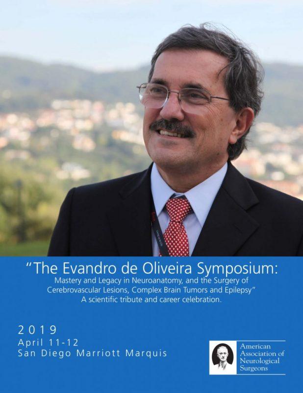 Neurocirurgião, Dr.Evandro de Oliveira era figura respeitada mundialmente