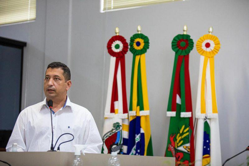 Fernando de Faveri Prefeito de Cocal do Sul – Foto: Divulgação
