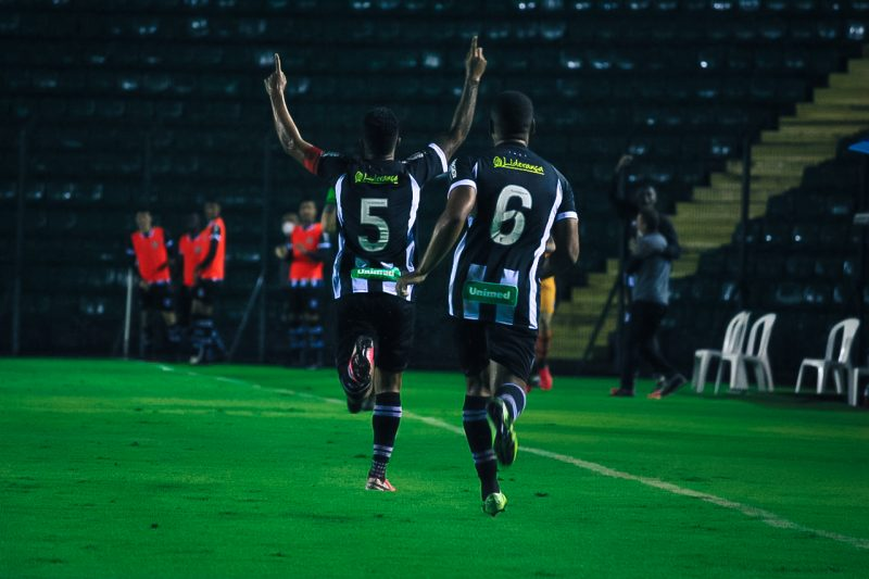 Figueirense derrota o Concórdia com facilidade no Scarpelli, – Foto: Patrick Floriani/FFC