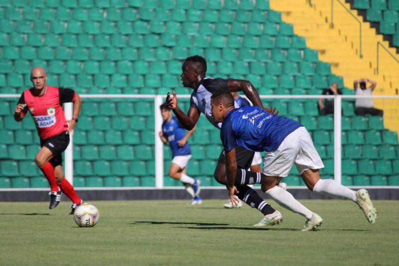 Figueirense vence jogo treino diante do sub 23 do Tubarão – Foto: Patrick Floriani/Figueirense/ND