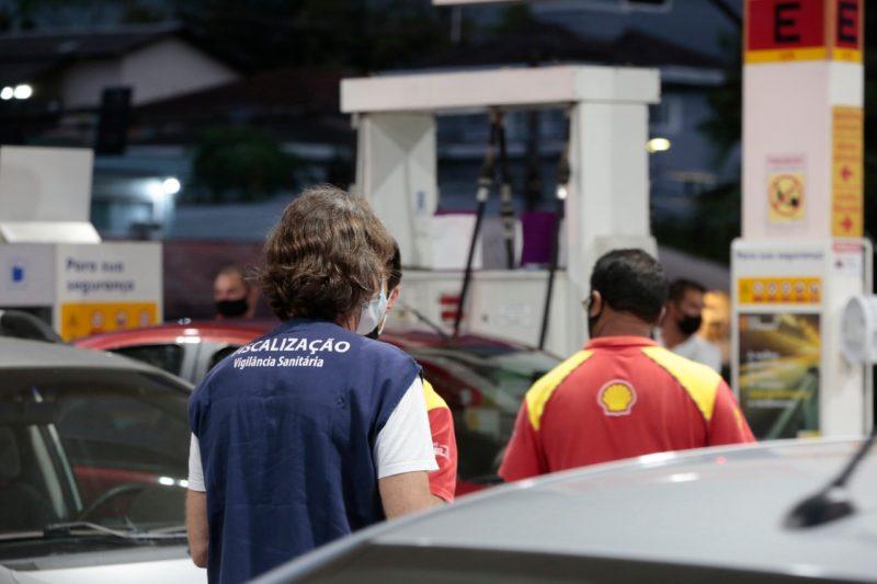Operação de fiscalização iniciou na noite de sexta-feira (26) – Foto: Divulgação/ND