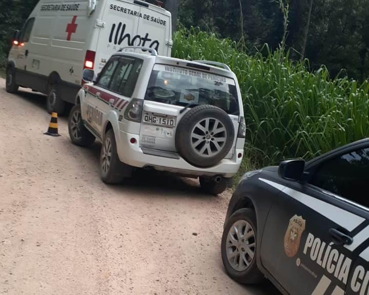 Corpo foi encontrado por moradores – Foto: Divulgação/ND