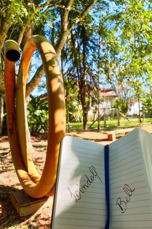 """Museu Casa do Poeta """"Lindolf Bell"""" – Foto: Carlos Eduardo Volani"""