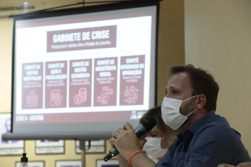 Prefeitura vai implementar medidas para prevenir agravamento da crise do coronavírus – Foto: Rogério da Silva