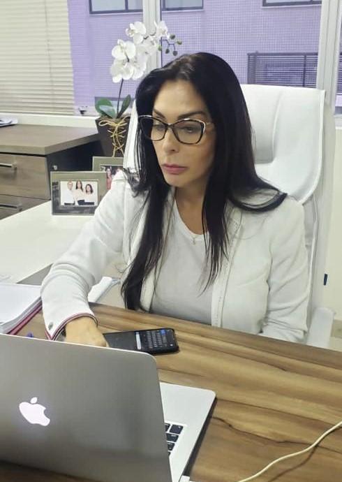 Deputada Federal Geovânia de Sá, presidente estadual do PSDB – Foto: Divulgação/Assessoria