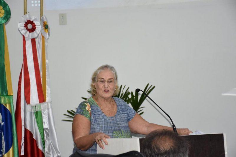 Gladis atuou em todas as unidades de saúde do município – Foto: Arquivo Pessoal/Divulgação