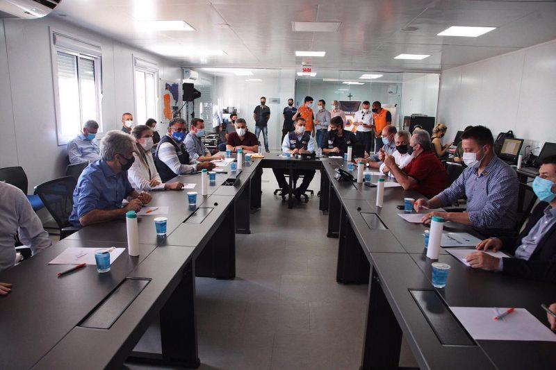 Reunião acontece em Chapecó, nesta terça-feira – Foto: Fotos: Leandro Schmidt/ND