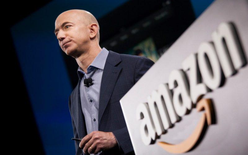 Bezos é o segundo homem mais rico do mundo e seguirá como CEO da gigante Amazon até o fim de 2021 – Foto: Divuglgação/ND