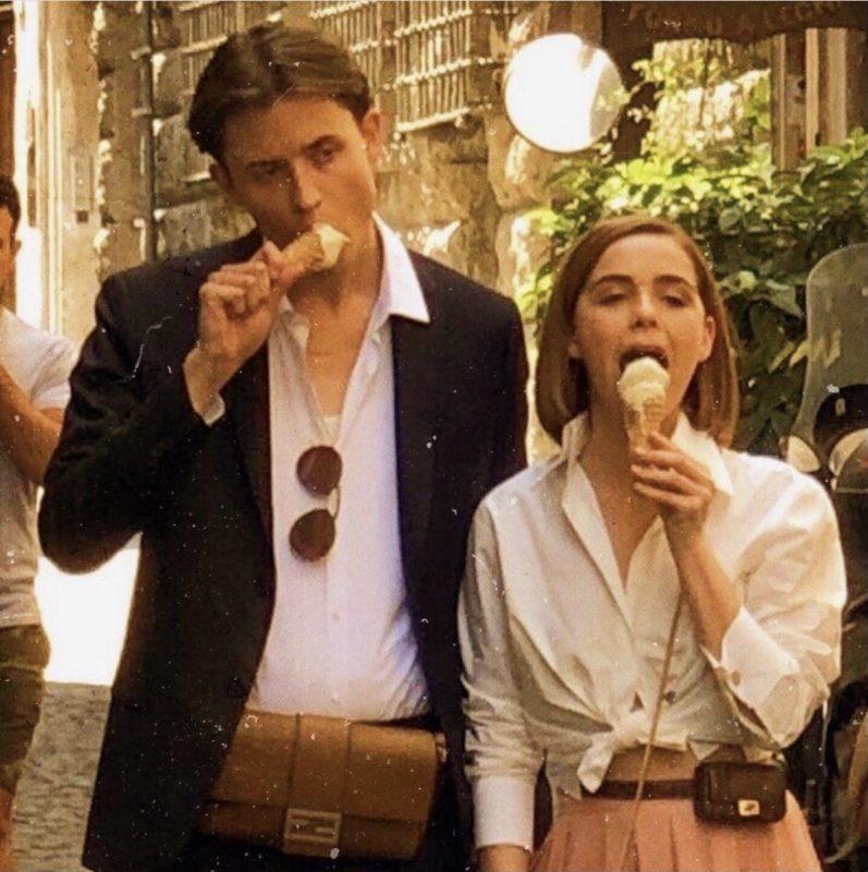 – Foto: Casal do sorvete