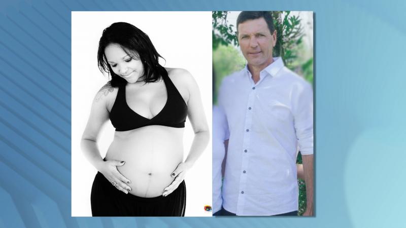 Vítimas foram identificadas como Simone e Waldemiro – Foto: Reprodução/Redes sociais