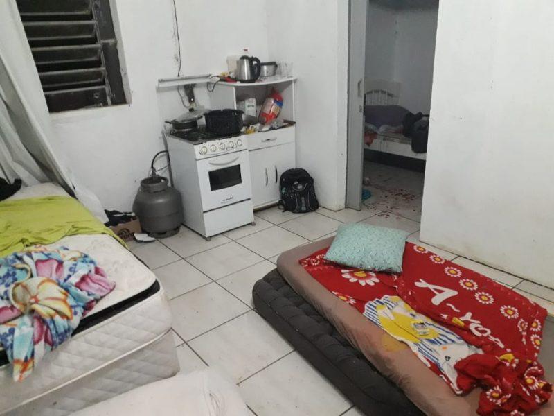 Jovem e adolescente ficam feridos após disparo de arma de fogo – Foto: Corpo de Bombeiros/Divulgação/ND