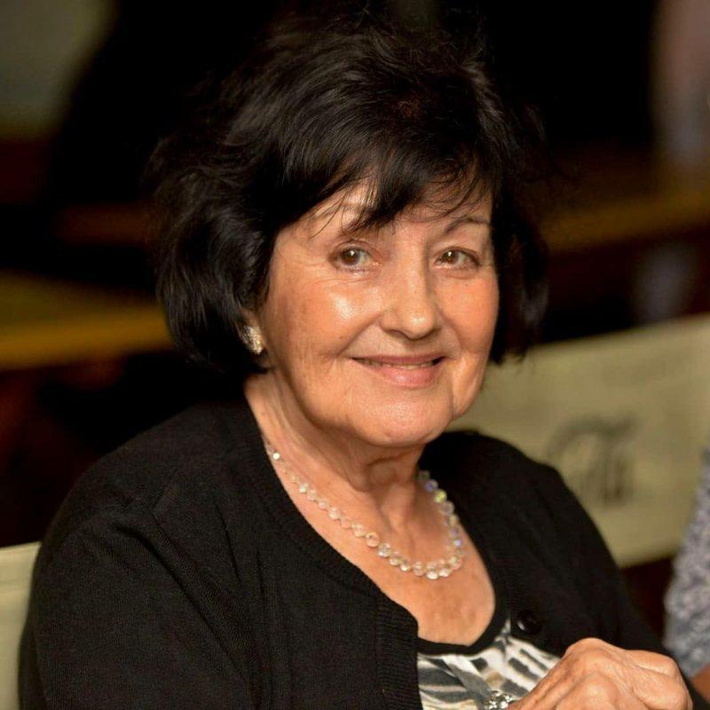 Dona Ivette agora está vacinada contra a Covid-19