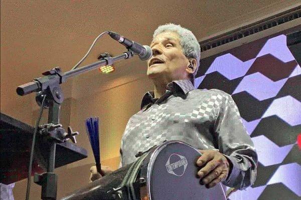 Músico Izael Caldeira fazia parte do grupo Demônios da Garoa – Foto: Reprodução/Facebook