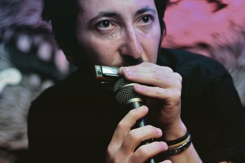 Músico Johnny Telemberg Duluti morreu aos 32 anos – Foto: Facebook/Reprodução/ND