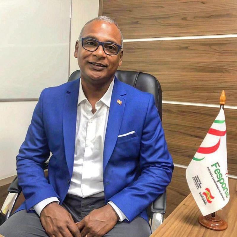 Kelvin Soares elegeu os principais desafios para 2021 – Foto: Divulgação/Fesporte