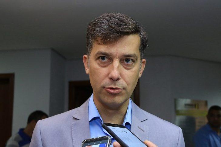 Prefeito de Gaspar, Kleber Wan-Dall, assume presidência da Ammvi – Foto: Edemir Rodrigues / Segov