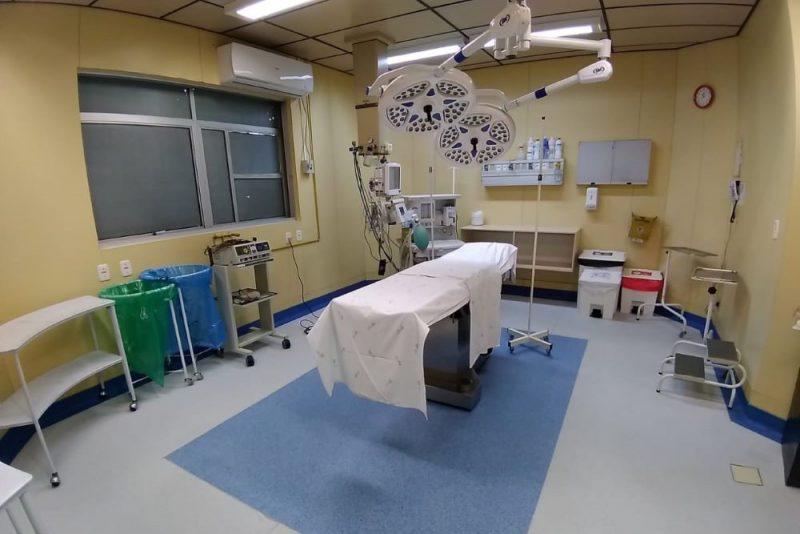 Cirurgias eletivas foram permitidas pelo Estado